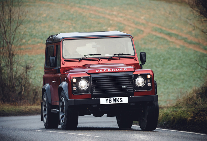 Land Rover Defender Works V8 (2018) #1