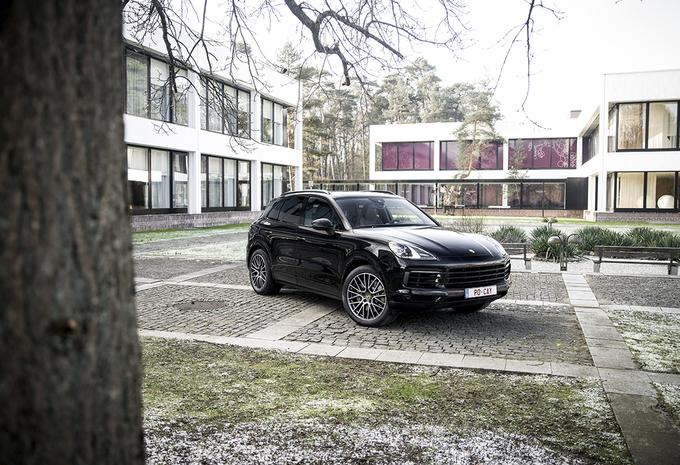 Porsche Cayenne S : De Cayenne van de verzoening? #1