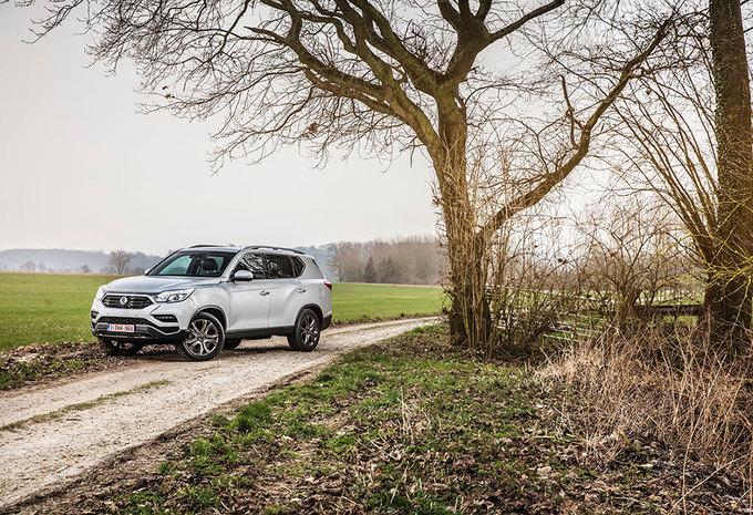 SSANGYONG REXTON e-XDI 220 4WD : De renaissance #1