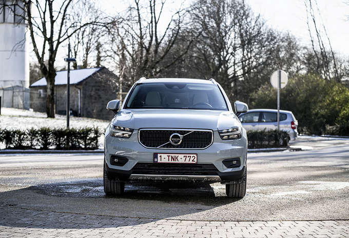 Volvo XC40 D4 AWD : Made in Belgium #1