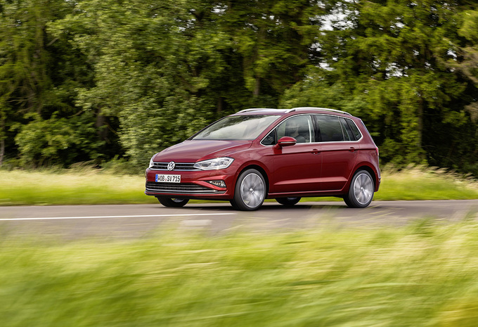 Volkswagen Golf Sportsvan 1.5 TSI 150 (2018) #1