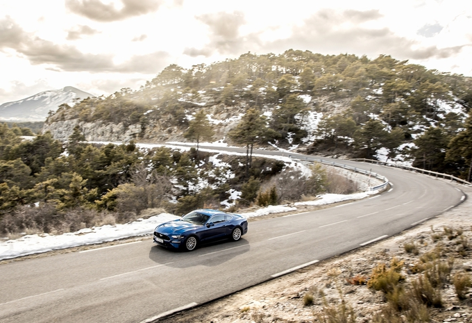 Ford Mustang 2.3i Ecoboost (2018)