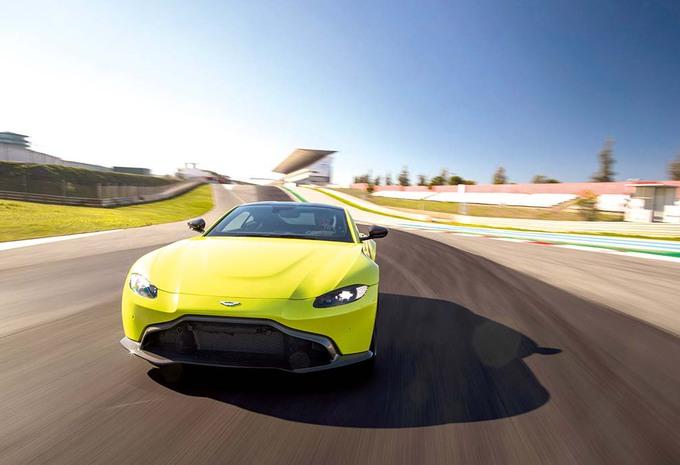 Aston Martin Vantage 2018 : Révolution #1