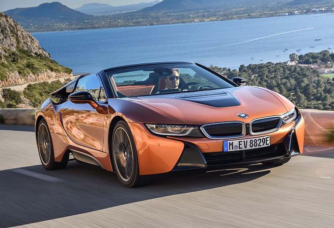 BMW i8 Roadster (2018) #1