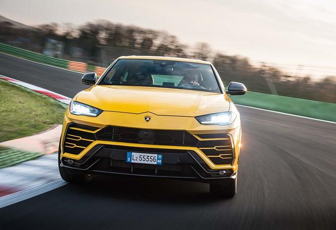 EXCLUSIEF –Lamborghini Urus : Fast & fURioUS #1