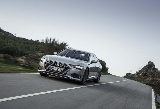 Audi A6 2018 : Toujours plus haut #1