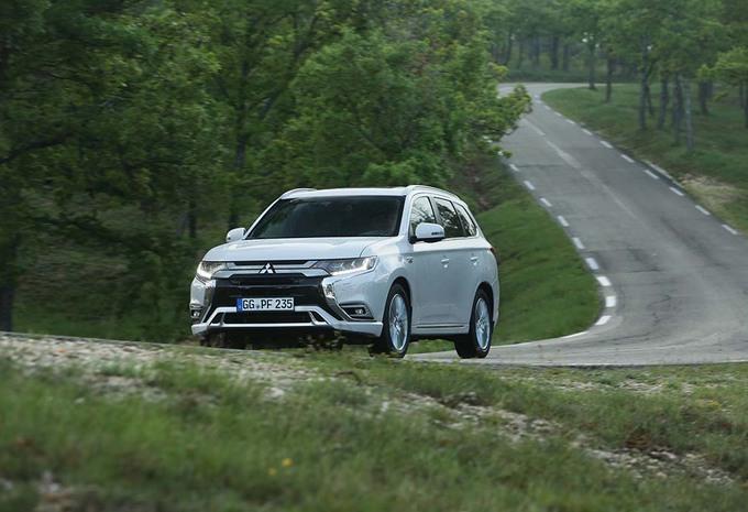 Mitsubishi Outlander PHEV : Stille evolutie #1