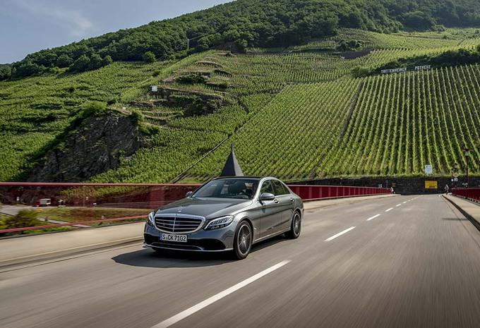 Mercedes Classe C 2018 : Au diapason #1