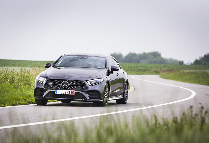 Mercedes CLS 450 : De chique E-Klasse #1