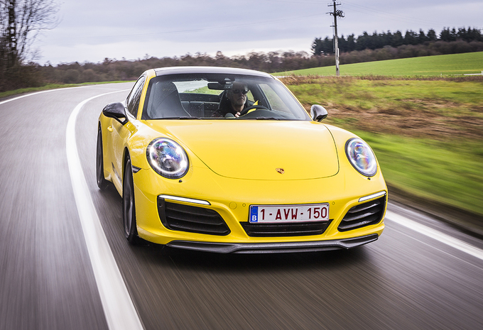 Porsche 911 Carrera T : Authentique #1