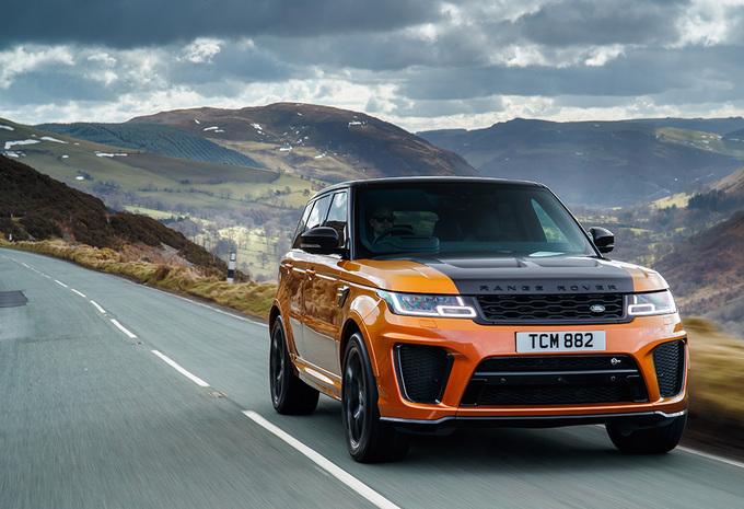 Range Rover Sport SVR (2018) #1
