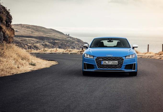 Audi TTS: De gelukkigste verjaardag #1