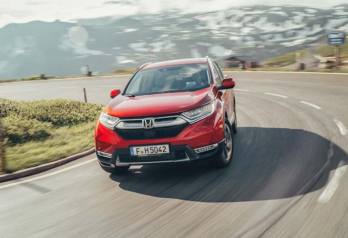Honda CR-V 1.5 VTEC Turbo : Sans avoir l'air d'y toucher #1