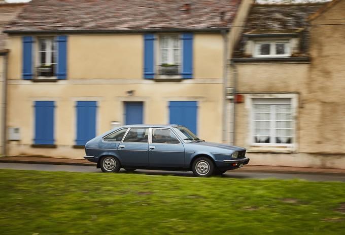 AutoWereld test 120 jaar Renault (5): de R20 TS (1979) #1