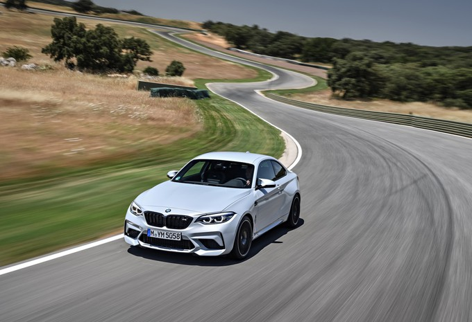 BMW M2 Competition (2018) #1