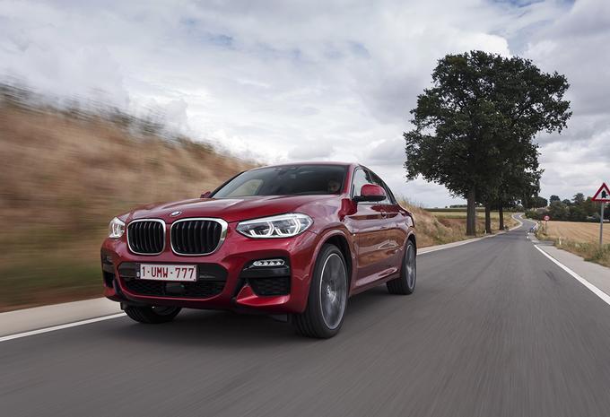 BMW X4 xDrive20d: passion et raison réunis #1