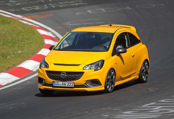 Opel Corsa GSi: op paardenjacht #1