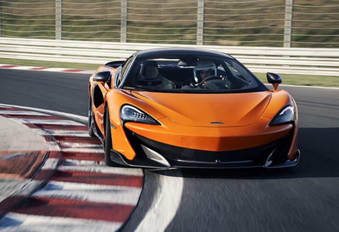 McLaren 600LT : Sensationnelle ! #1