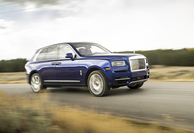 Rolls-Royce Cullinan: Een Rolls-Royce in al zijn vezels #1