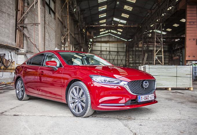 Quelle Mazda 6 choisir? #1
