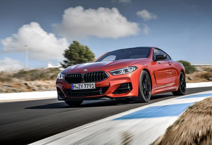 BMW M850i 2019 – Le Freude am Fahren est de retour #1