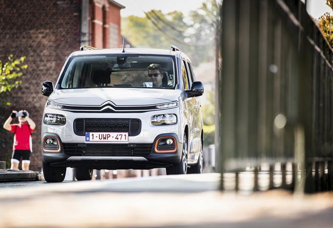 Citroën Berlingo 1.5 BlueHDi 130 EAT8 : Boîte à malices #1