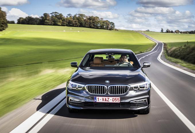 BMW 518d : la Série 5 de la raison #1