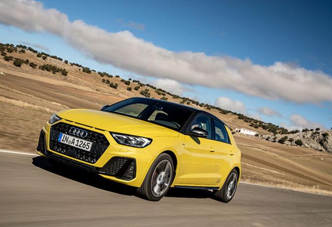 Audi A1 Sportback : Tendance chic #1