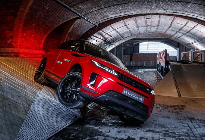 Range Rover Evoque SD4 MHEV (2019) #1