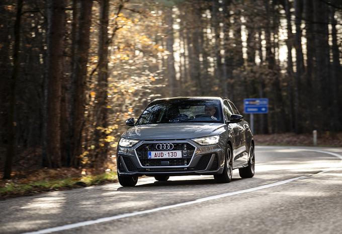 Audi A1 Sportback 30 TFSI : Chère qualité #1