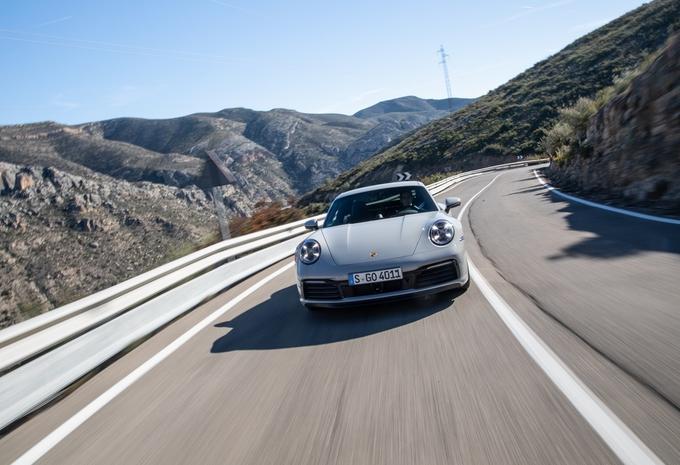 Porsche 911 Carrera S (2019) #1