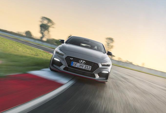 Hyundai i30 N Fastback : Track Days avec style #1