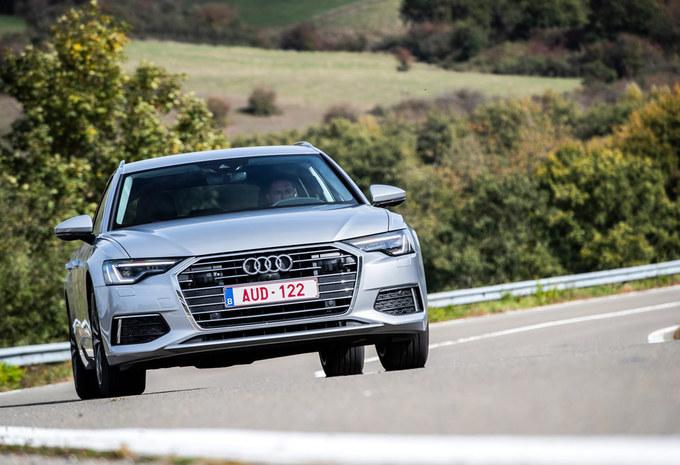 Audi A6 Avant 40 TDI : Le confort d'abord #1