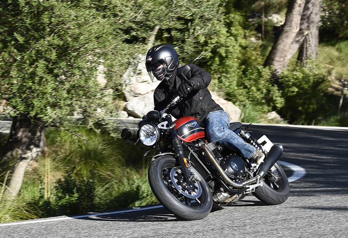 Triumph Speed Twin : Sportief en retro #1