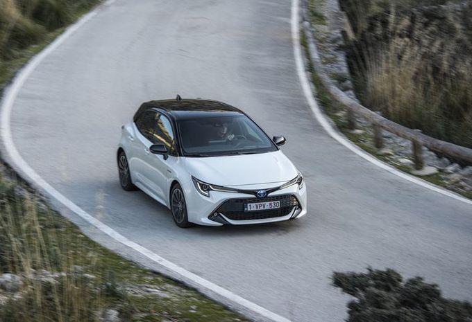 Toyota Corolla 1.8 l Hybrid : opération séduction #1