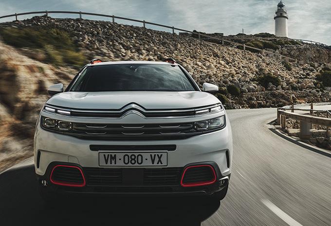 Citroën C5 Aircross 1.2 PureTech 130: Terug aan de benzine! #1