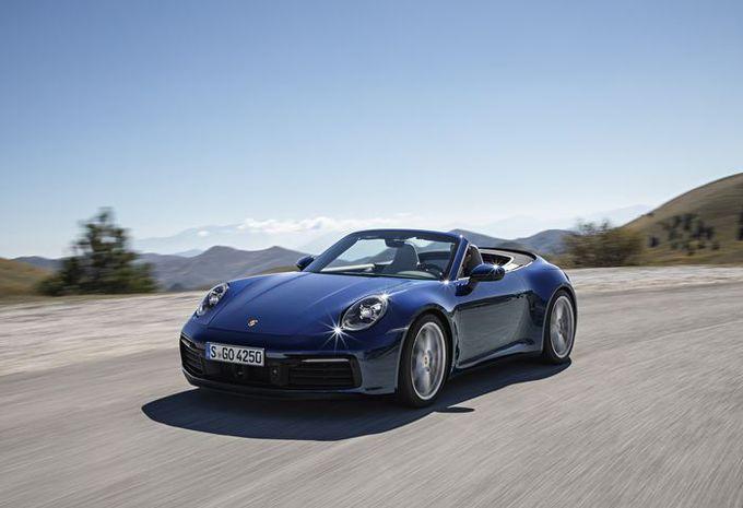 Porsche 911 Cabrio : la capote de tous les plaisirs #1