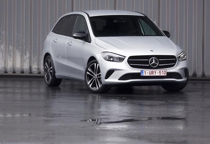 Welke Mercedes B-Klasse kiezen? #1