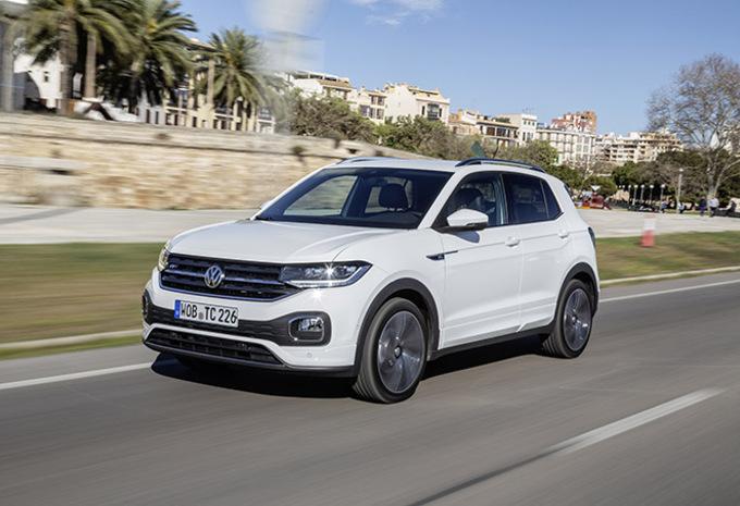 Volkswagen T-Cross 1.0 TSI: Ook de Polo doet mee #1