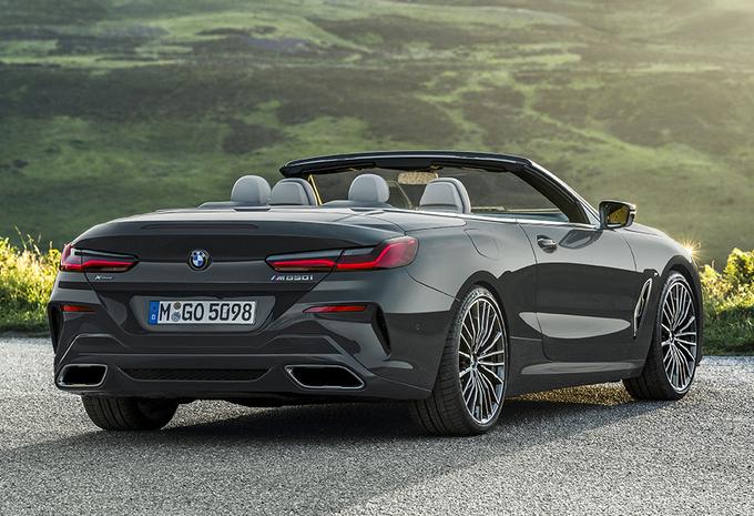 BMW M850i xDrive Cabrio (2019) #1