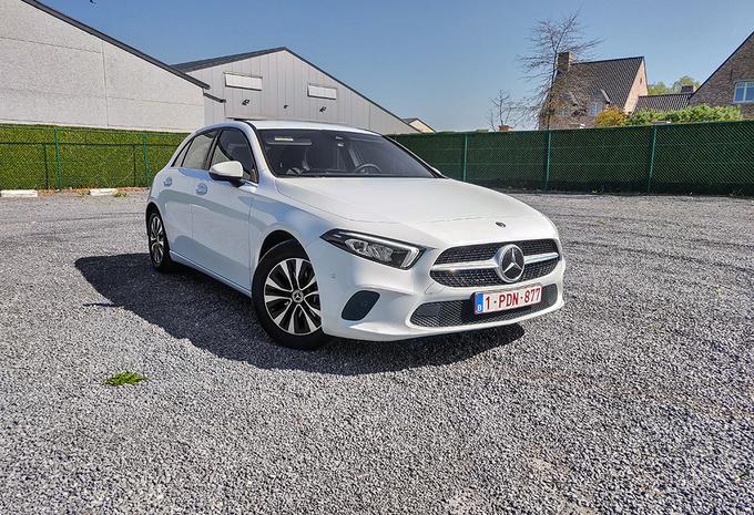 Mercedes A 180 d (2019) #1