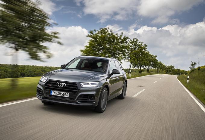 Audi SQ5 TDI (2019) #1