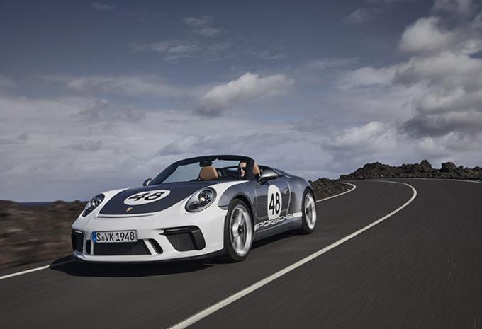 Porsche 911 Speedster: (Ge)wild nakomertje #1