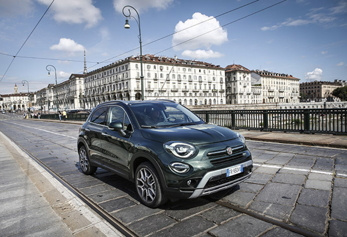 Fiat 500X Firefly Turbo 150 DCT : Une bonne surprise #1