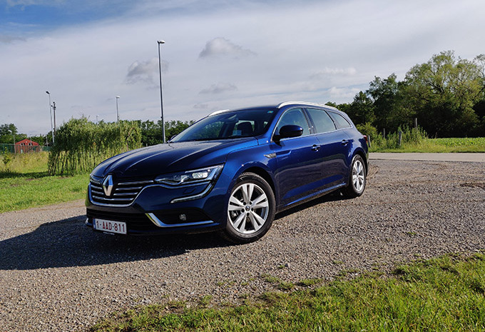 Renault Talisman Grandtour 1.7 Blue dCi 150: Serene kilometervreter #1