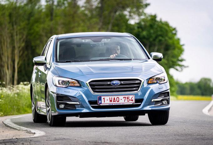Subaru Levorg 2.0i : Plus sobre #1