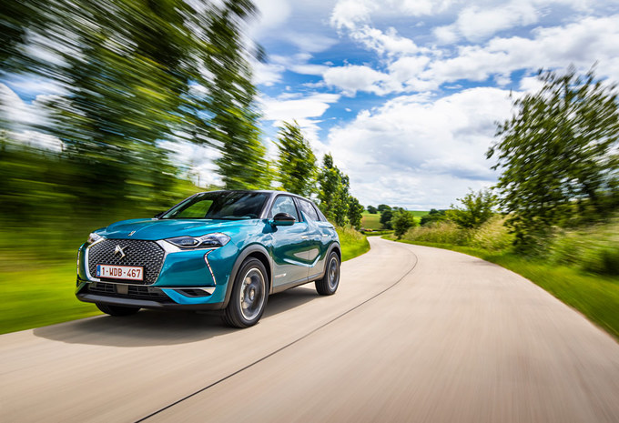 DS 3 Crossback 1.2 PureTech 130 : Franse chic #1