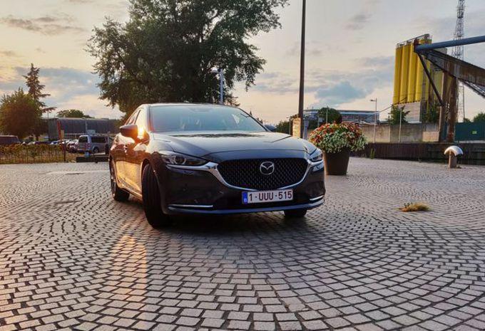 Mazda 6 2.5 SkyActiv-G: Welkome reserve #1