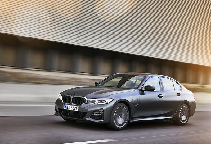 BMW 330e : Geen compromis #1