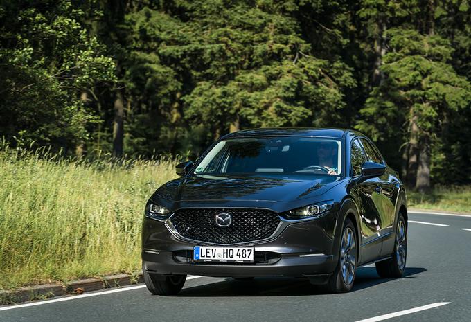 Mazda CX-30 : Mooi én functioneel #1